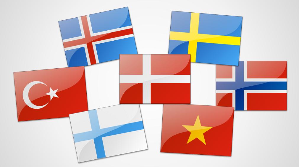 Mail Responder 7 new languages